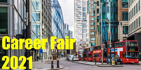 Advancing Your Career: 27th October Career Fair - Morning Booking tickets