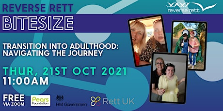 Transition to Adulthood: Parent Panel tickets