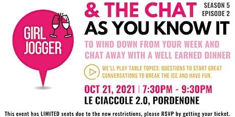 Girl Jogger & The Chat - S5:E2 biglietti