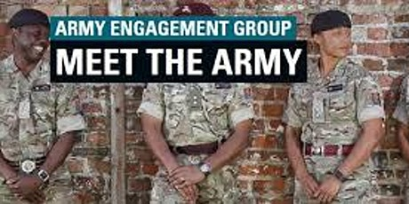 An evening with your Army in the Scottish Borders tickets