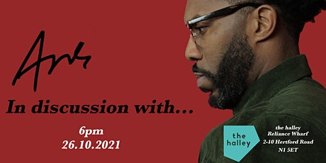 """Artcha 'In discussion with..."""" tickets"""