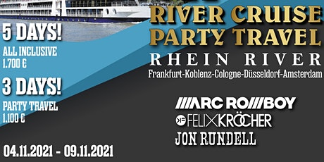 RIVER CRUISE VIP PARTY TRAVEL Tickets