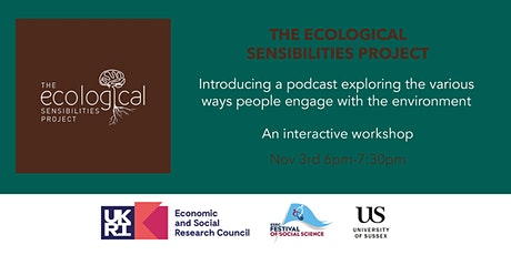 The Ecological Sensibilities Project tickets