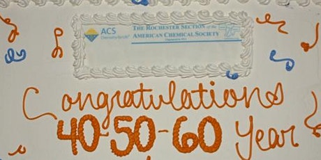 2021 Rochester Section ACS Recognition Event tickets