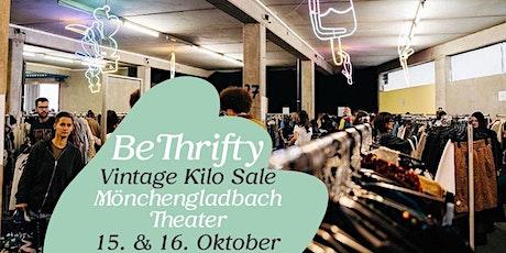 BeThrifty Vintage Pop Up Store   Mönchengladbach   15. & 16. Oktober Tickets