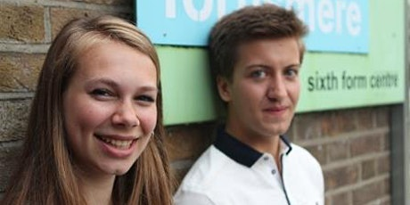 Fortismere 6th Form Open Evening 3rd November tickets