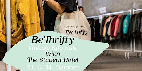 BeThrifty Vintage Pop Up Store | Wien | 23. & 24. Oktober Tickets