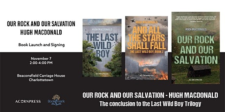Our Rock and Our Salvation Book Launch with Hugh MacDonald tickets
