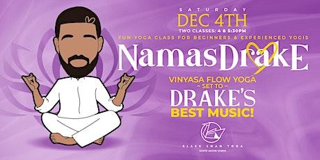 NamasDrake - Vinyasa Yoga | 12.4 tickets