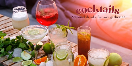 Creating Cocktails  @ 1909 Culinary Academy - December 14 tickets