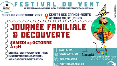 Festival du vent 2021 - Family Fun tickets