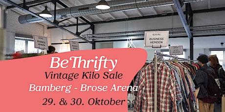 BeThrifty Vintage Pop Up Store | Bamberg | 29. & 30. Oktober tickets