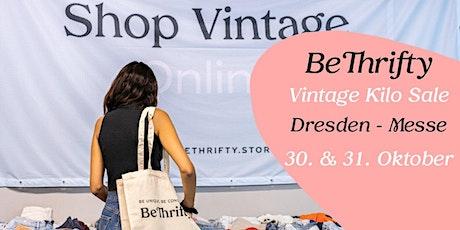 BeThrifty Vintage Pop Up Store | Dresden | 30. & 31. Oktober tickets