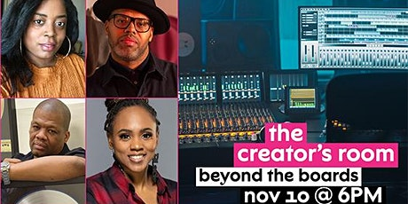 The Creator's Room: Beyond the Boards tickets