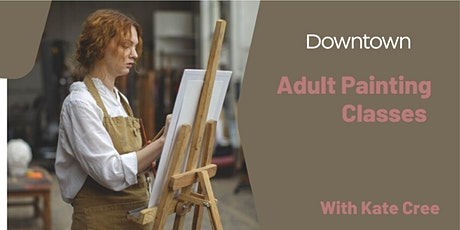 Adult Painting Class - The Garden in Autumn tickets
