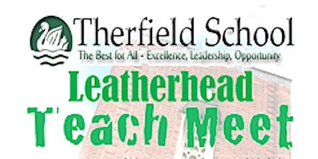 TeachMeet Leatherhead 2022 tickets