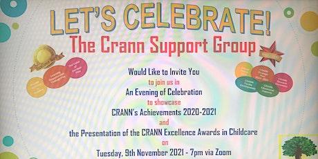 CRANN Achievements Evening & Presentation of Awards tickets