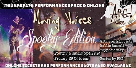Moving Voices October 2021 tickets