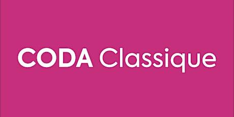 CODA Classique | Vincent Lesage & Cathelijne Maat;  Die Winterreise tickets