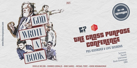 God Wrote A Book (The Cross Purpose Conference) Tickets