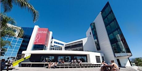Journée Portes Ouvertes EDHEC Campus de Nice billets