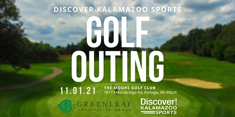 2021 Discover Kalamazoo Sports Golf Outing tickets