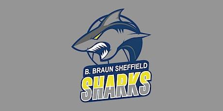 B. Braun Sheffield Sharks v Glasgow Rocks - BBL Cup tickets