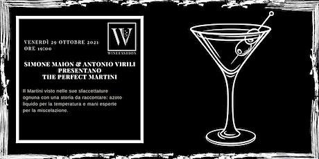 The Perfect Martini biglietti