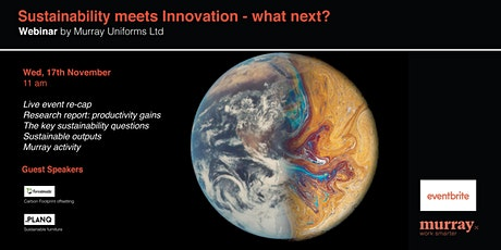 Sustainability meets Innovation – what next? tickets