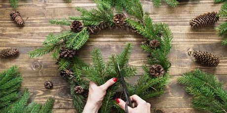 Make your own - Christmas Wreath Workshop tickets
