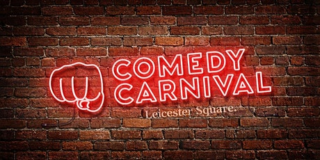 Comedy Carnival's NYE Show Leicester Square tickets