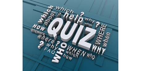 Charity Quiz & Fish & Chip Supper tickets