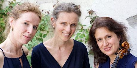 CODA Classique | Hildebrand Trio | Strijktrio's  van Beethoven tickets