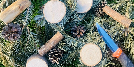 Wooden Christmas Decoration Carving  Workshop (afternoon) tickets