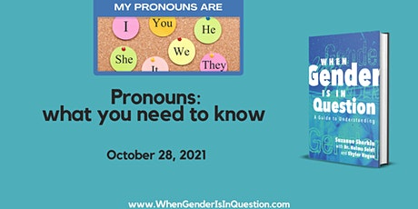 Pronouns: what you need to know about them tickets