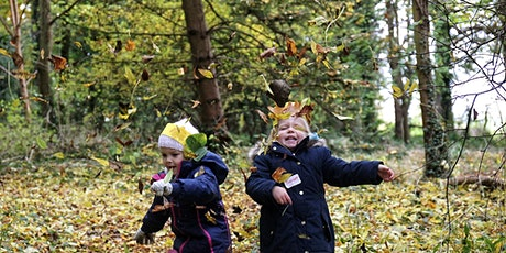 Nature Tots - Woolley Firs, Maidenhead, Monday 17th December tickets