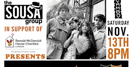 Spoons 40th Anniversary Concert  - Official Repeatable Vinyl Release tickets