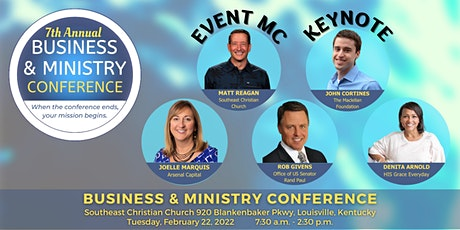 7th Annual Business & Ministry Conference tickets
