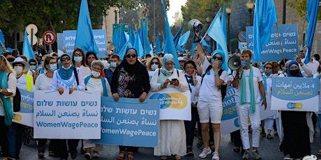Mujeres y Diálogo - base para la resolución del conflicto israelí-palestino entradas