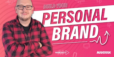 Build your Personal Brand - Live Training tickets