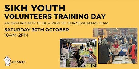 SYUK Volunteers Training Day tickets