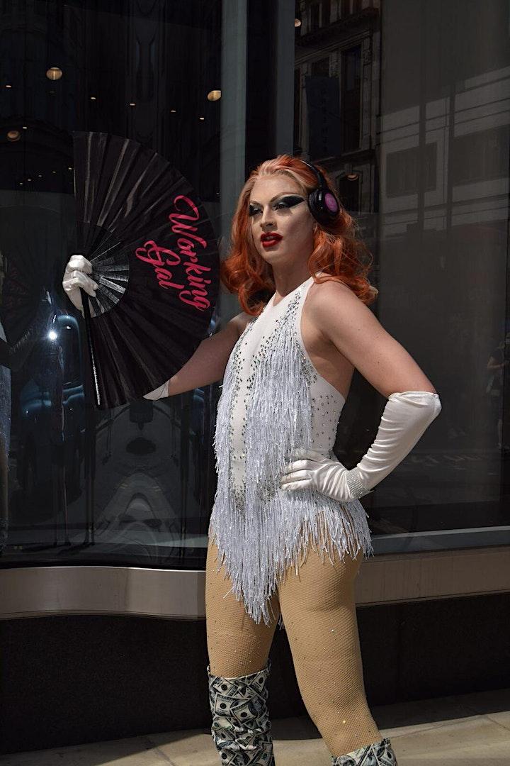 Drag Queen Disco Diva Tour- Silent Disco Walking Tour #silenttours image