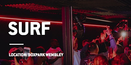 SURF - November (Boxpark Wembley) tickets