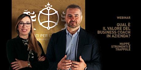 Qual è il valore del Business Coach in azienda? biglietti
