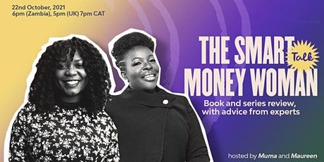 The Smart money Woman Book/Series Review  and Financial Advise. tickets