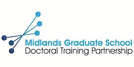 ESRC Midlands Graduate School Application Writing Workshop - Leicester tickets