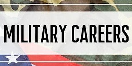 Military Careers Exploration Webinar tickets