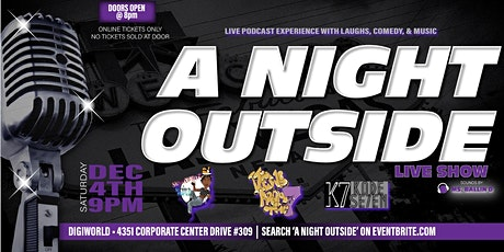 A Night Outside tickets
