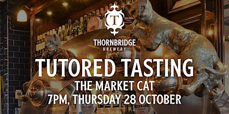 Thornbridge Tutored Tasting at The Market Cat tickets
