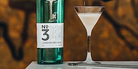 No.3 Gin Epicurean Experience tickets